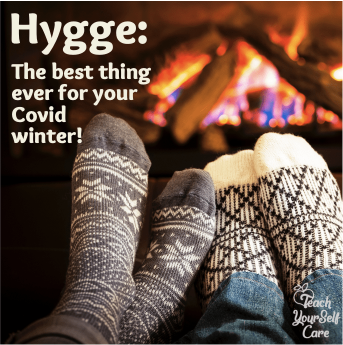 Hygge: the best thing ever for your Covid winter